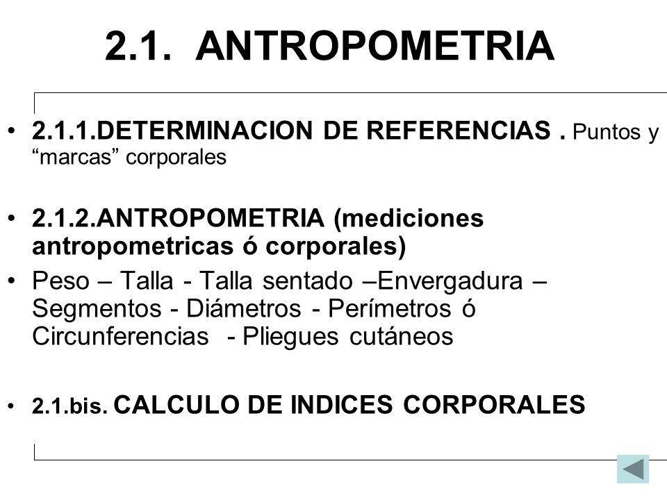 3.1.2.CAPACIDAD AEROBICA (VO2 Max) B) tests de laboratorio (1) 1.