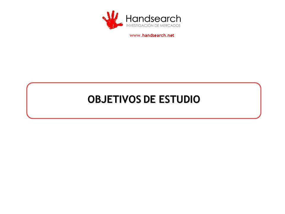 OBJETIVOS DE ESTUDIO www.handsearch.net
