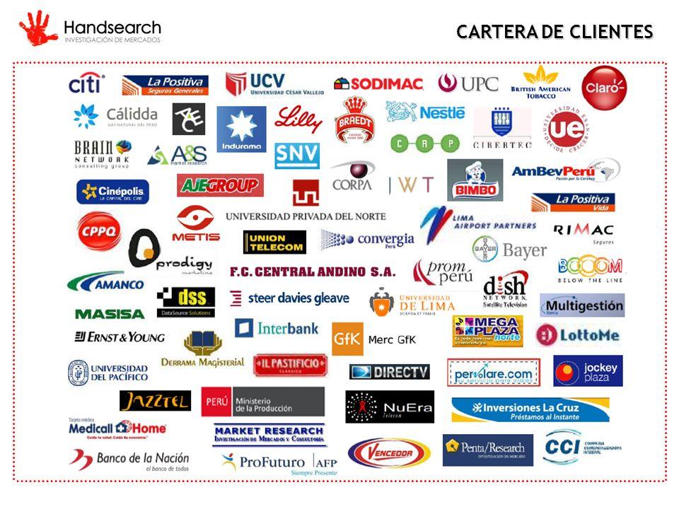 CARTERA DE CLIENTES