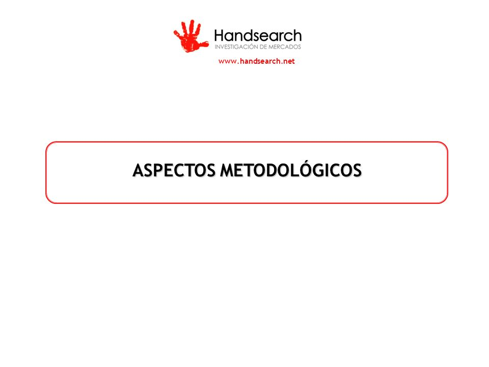 www.handsearch.net ASPECTOS METODOLÓGICOS