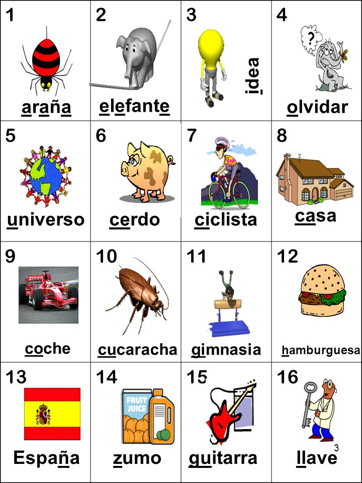 4 The good news about Spanish pronunciation is that it obeys clear phonetic rules, although people do speak with different accents, depending on their region and background.