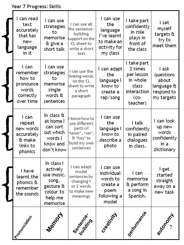 58 Mi vocabulario