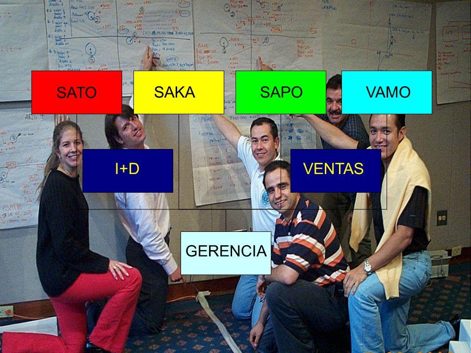 Ejemplo de Estructura Organizacional