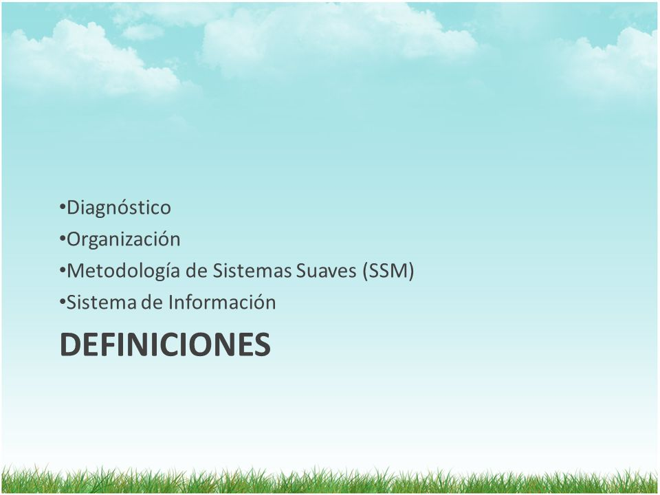 APLICACIÓN: SITIO WEB (I) C: Usuario A: Responsable del sitio web T: Comunicar los objetivos de la organización en un mensaje que el usuario comprenda W: El mensaje que le enviamos al cliente refleja los objetivos de la organización 13