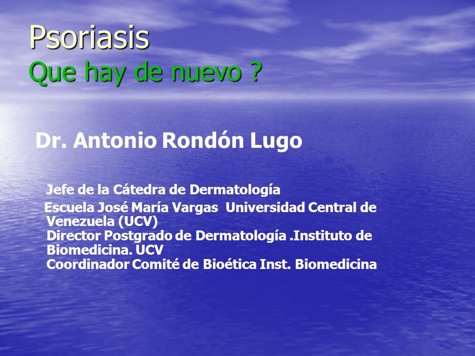 Wang Gang Tradicional Chinese medicine is effective and safe in the treatment of psoriasis.