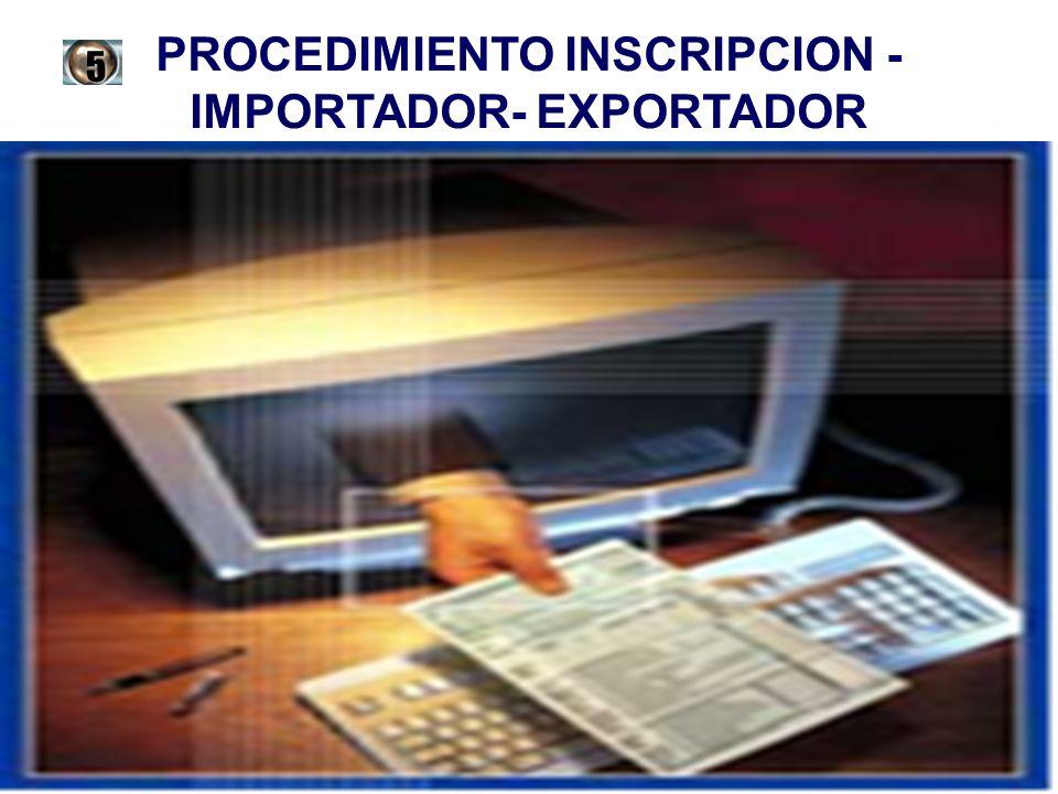 PROCEDIMIENTO INSCRIPCION - IMPORTADOR- EXPORTADOR5