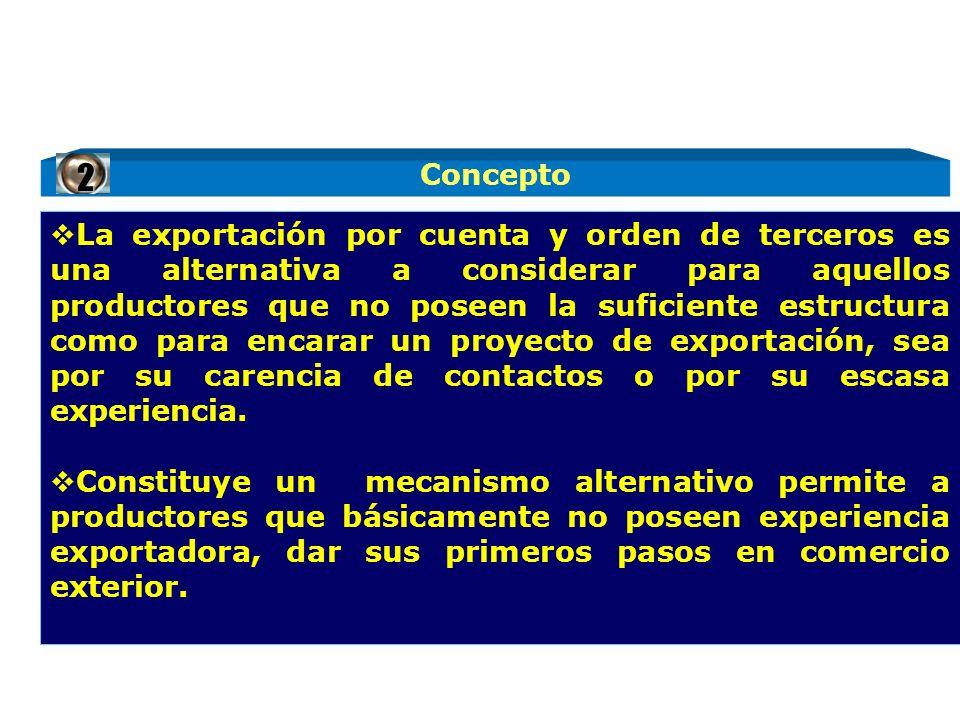 La exportación por cuenta y orden de terceros es una alternativa a considerar para aquellos productores que no poseen la suficiente estructura como pa