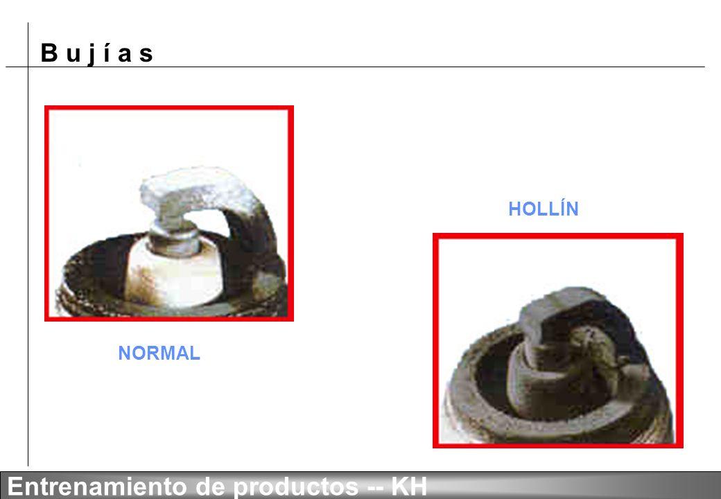 B u j í a s Entrenamiento de productos -- KH BOSCH: Número 1 en Europa F 7 LDCR FLR 8 LDCU FR 7 KDC FR 8 LDC W 7 LTCR HGR 7 KQC F7 KTCR WR 8 DC04 FR 8