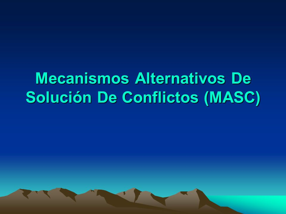 Concepto de la conciliación Definición legal Concepto de la conciliación Definición legal La Conciliación es un mecanismo de resolución de conflictos a través del cual, dos o más personas gestionan por sí mismas la solución de sus diferencias, con la ayuda de un tercero neutral y calificado, denominado conciliador (art.