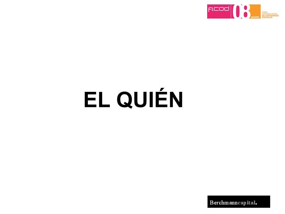 © 2008 Berchmann Capital 3 Fenomenología del emprendedor (el fenómeno) El emprendedor es una persona con: Memoria - ¿Quién soy yo.