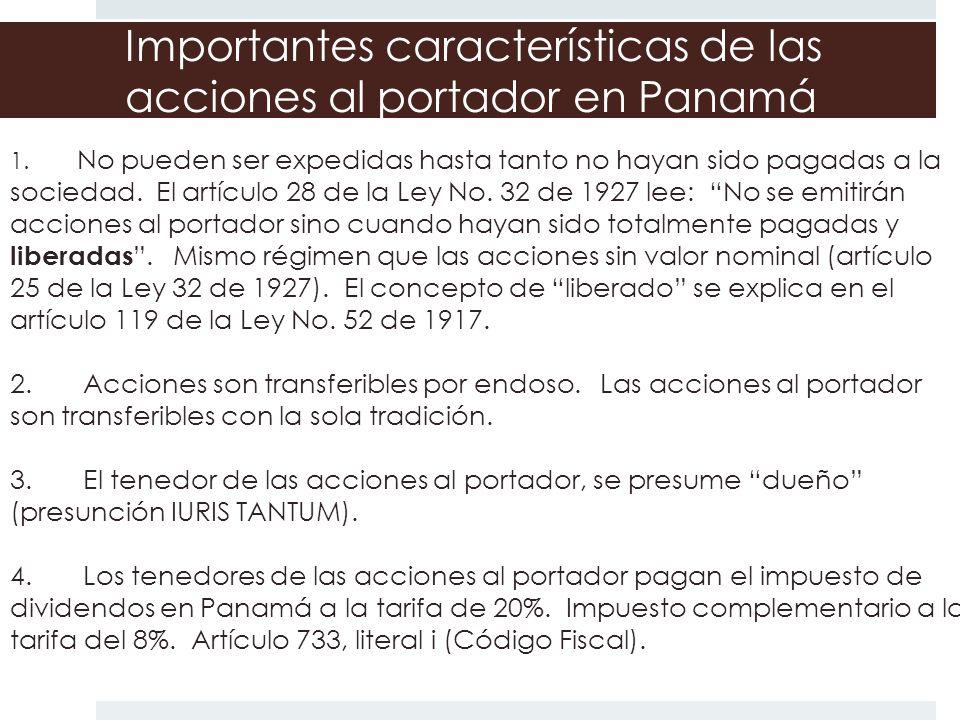 Acciones tomadas por jurisdicciones competidoras BVI Inmovilización y custodia 2003 Custodio autorizado.