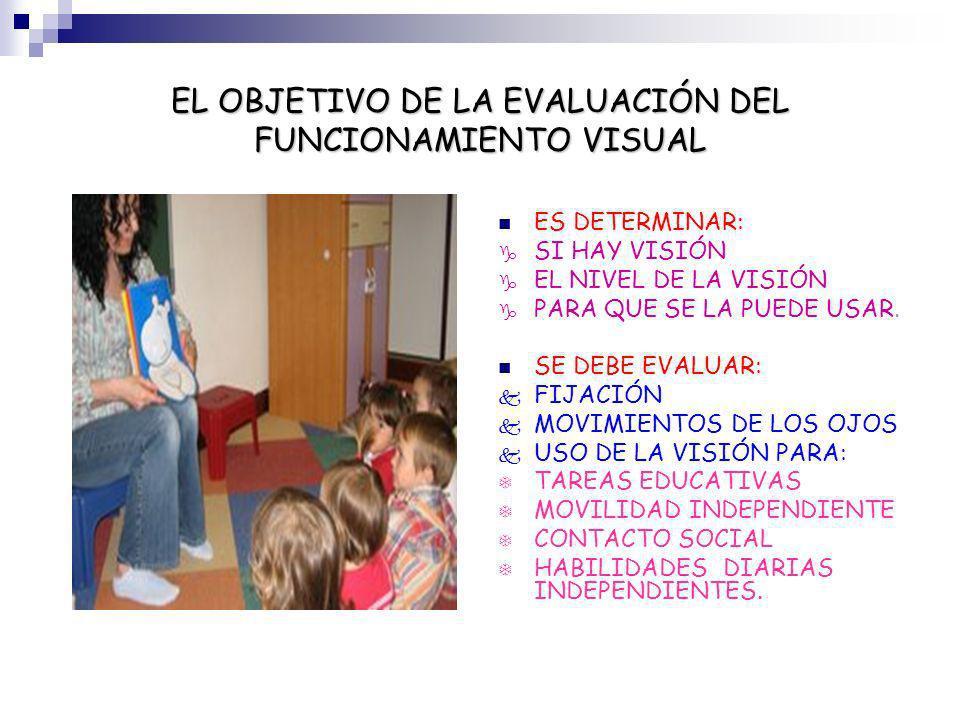Cerebral Visual Impairment La reducción de la claridad de visión Problema de ver las cosas cuando hay mucho para ver Afecta la motilidad ocular.