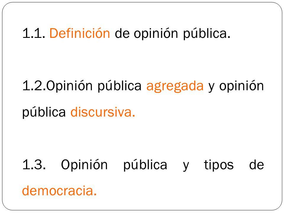 Democracia directa.