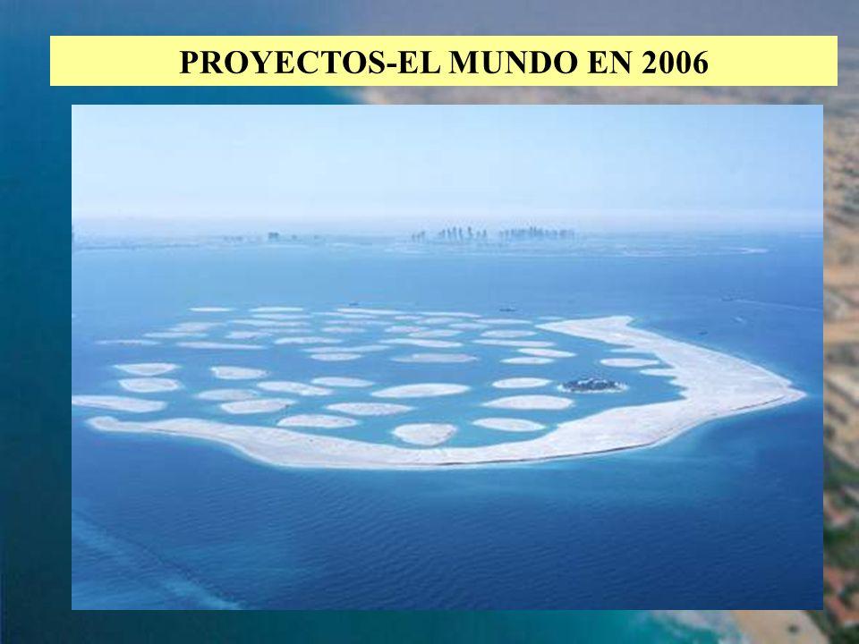 30 PROYECTOS-EL MUNDO EN 2006