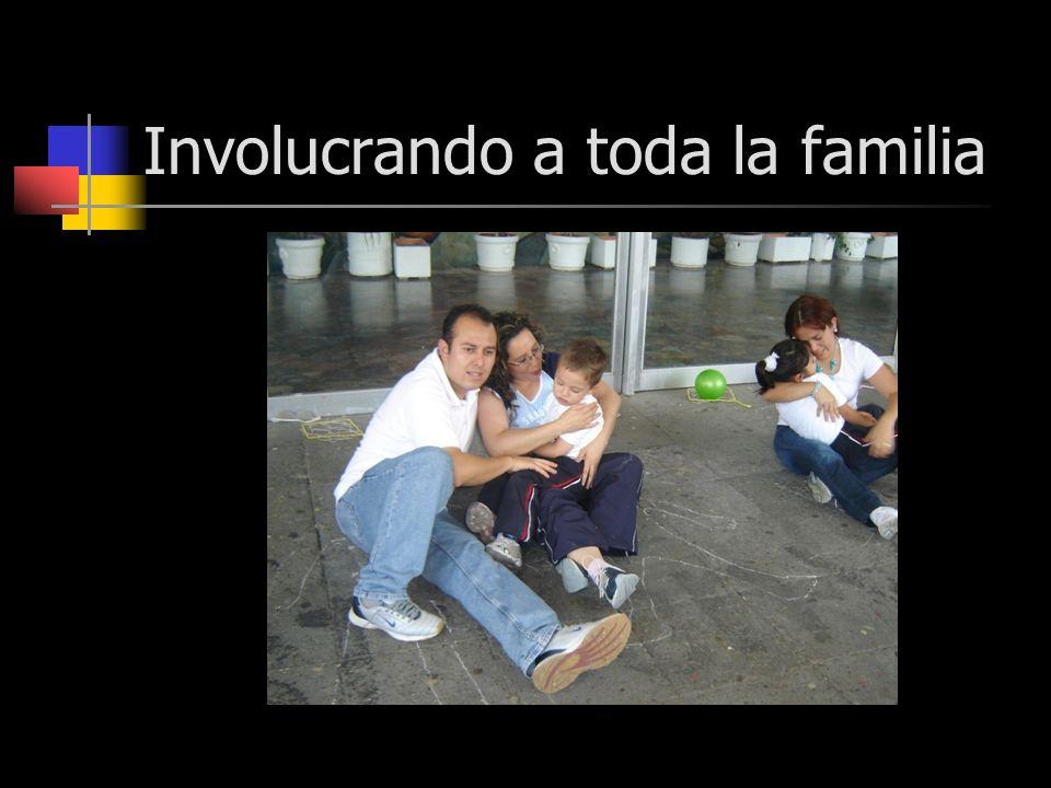 Involucrando a toda la familia