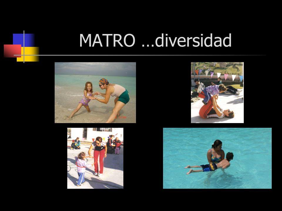 MATRO …diversidad