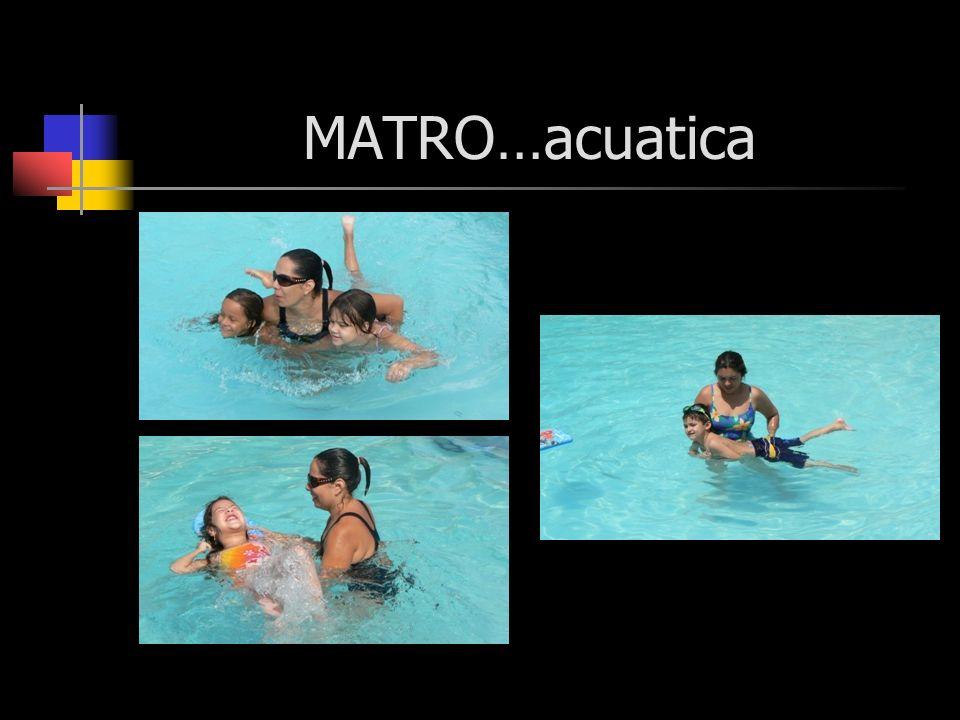 MATRO…acuatica