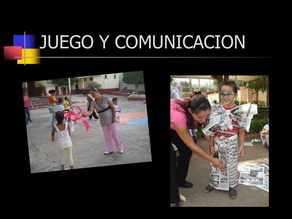 JUEGO Y COMUNICACION