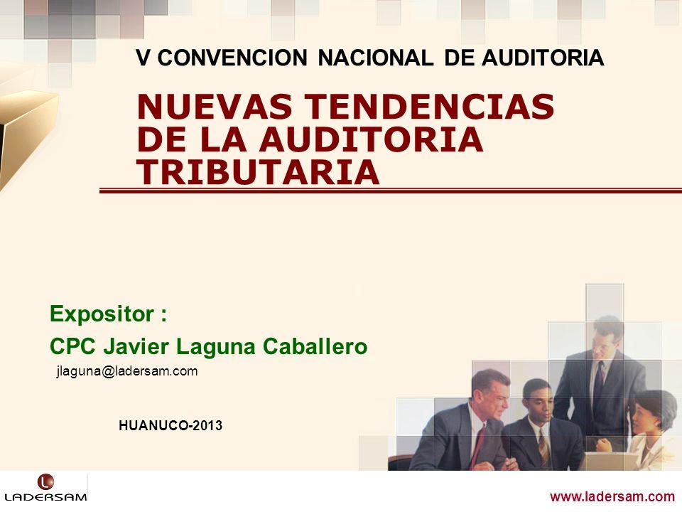 www.ladersam.com AUDITORIA DEL ACTIVO INMUEBLES, MAQUINARIAS Y EQUIPOS Objetivos en relación a la determinación del activo fijo 1.
