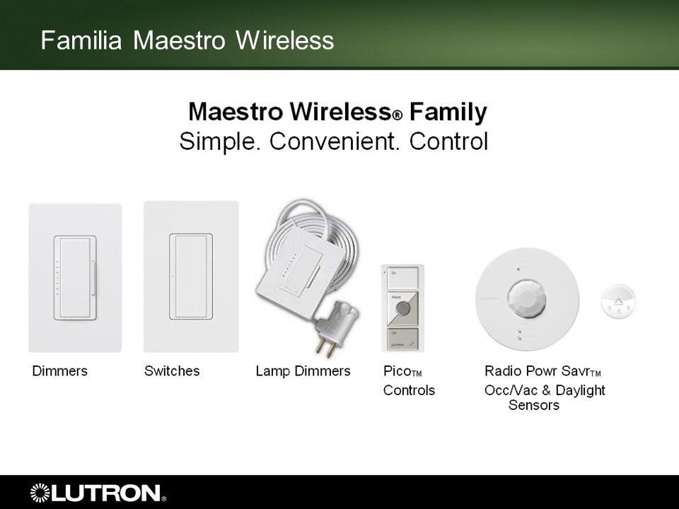 Familia Maestro Wireless