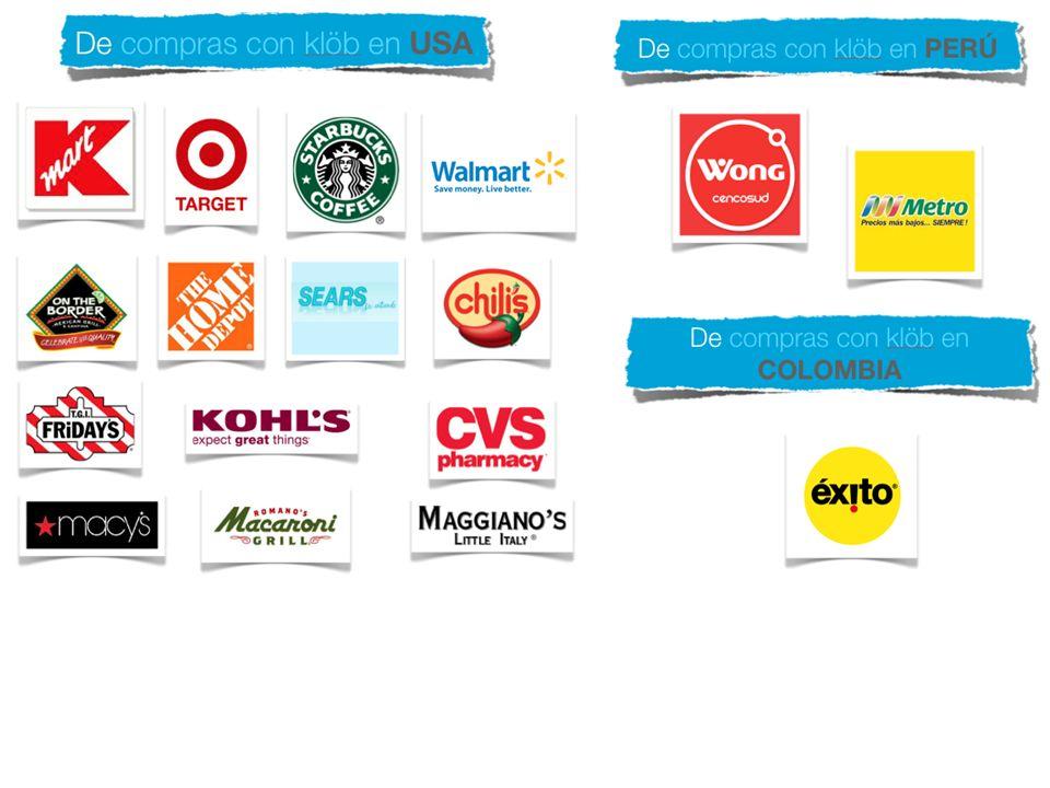 Klöb hace convenios con proveedores importantes, recibirás un monedero de cada uno de ellos. *Aplica solo en planes de prepago (fichas de recarga) * *