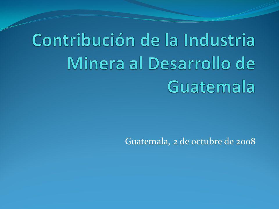 Guatemala, 2 de octubre de 2008