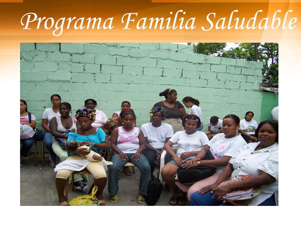 Programa Familia Saludable