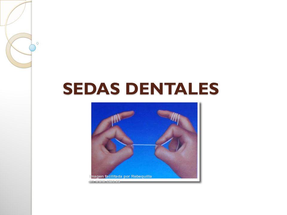 SEDAS DENTALES