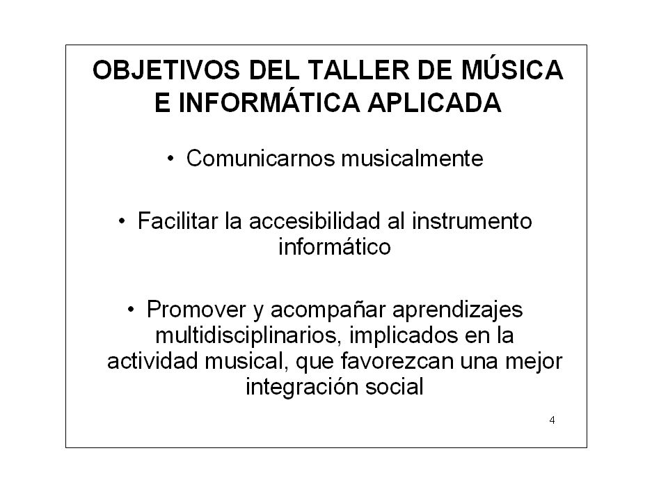 COMUNICARNOS MUSICALMENTE El concepto comunicación, en el contexto musical, puede ser asimilado a la definición aceptada, en general, de otros procesos comunicacionales.