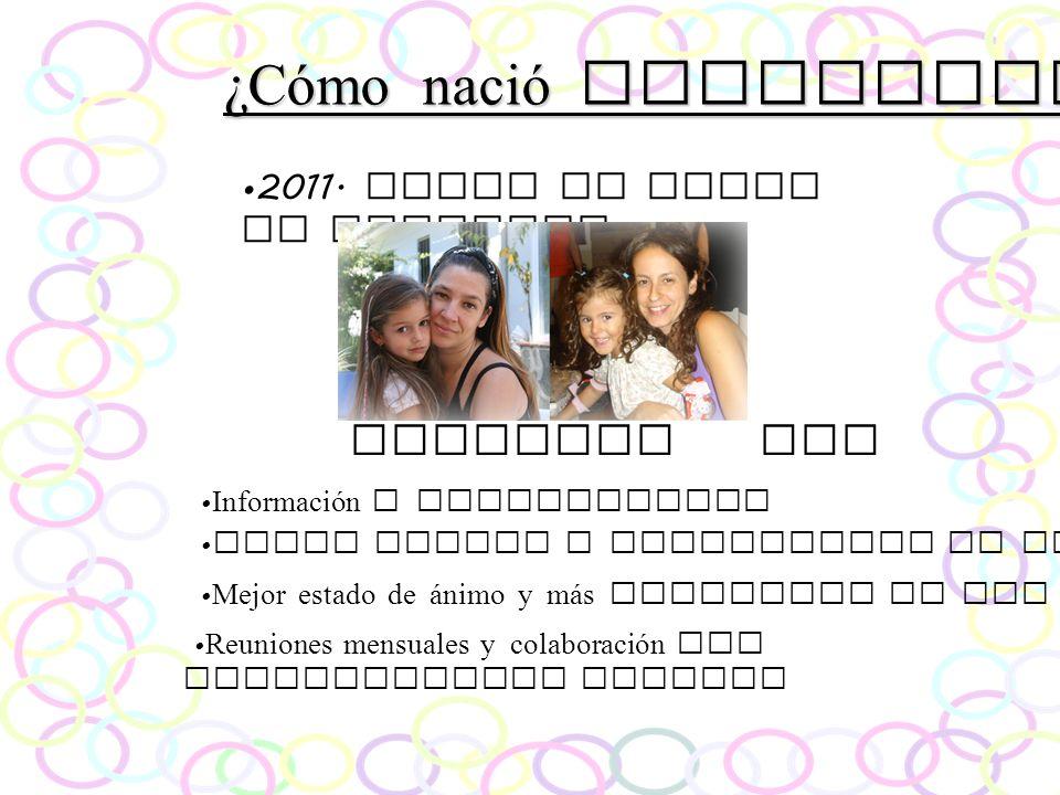 Grupo de apoyo al embarazo y parto Grupo de lactancia materna Grupo de crianza con apego ¿Cómo nació Parlacta.