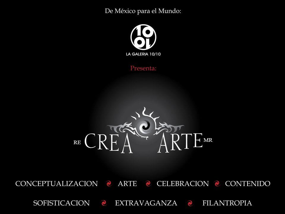 En Enero del 2007, en la Ciudad de México: El ARTE se viste de MODA El ARTE se vive de FIESTA El ARTE inspira CONCIENCIA El ARTE genera FILANTROPIA ¡LOS ACTORES SOMOS TODOS.