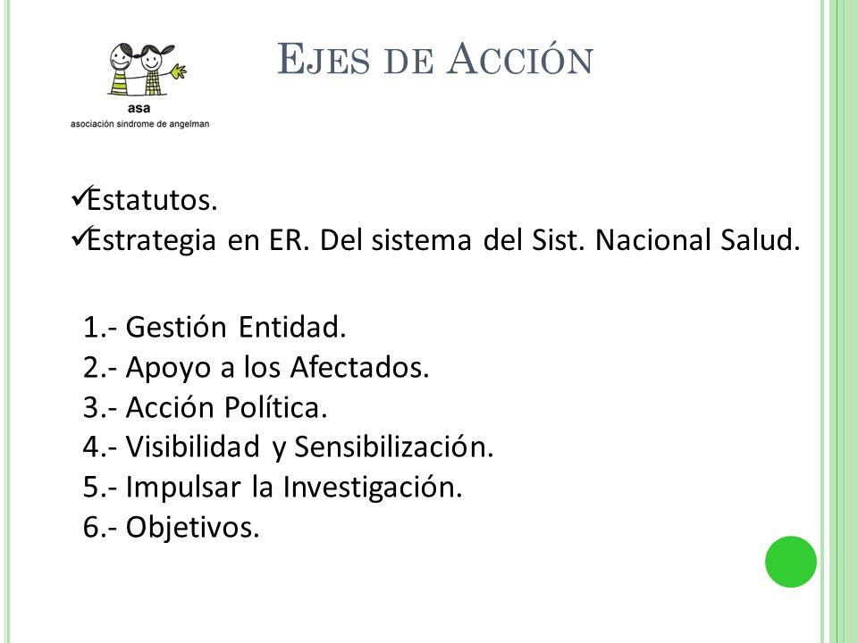 1.G ESTION I NTERNA ASA Consolidar gestión económica.