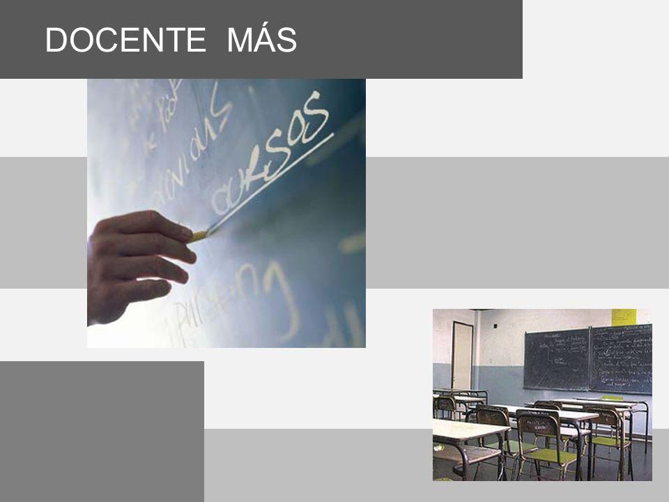 Reforma Curricular para la Educación ¿ QUÉ ES DOCENTE MÁS .