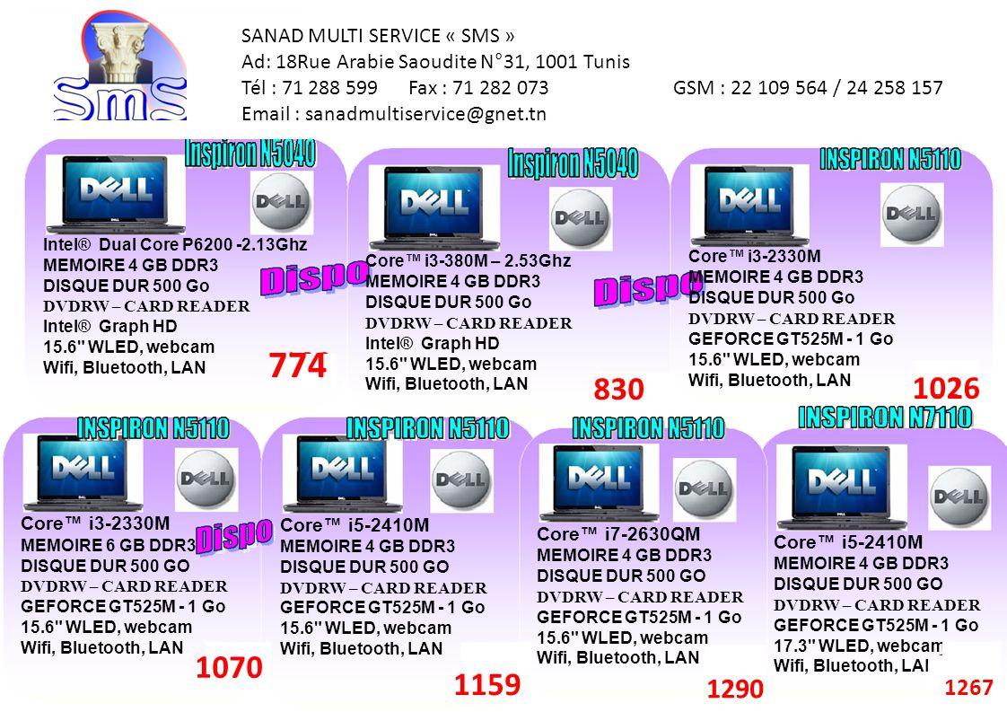 TUNIS : 29 Rue Ahmed Rami Alain Savary 1002 tunis Tel : 71.280852 – Fax : 71.280854 – 99.253100 / 99.253200 / 99.253300 /99.253600 / 26.622109 Sousse
