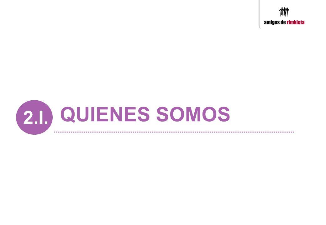 QUIENES SOMOS 2.I.