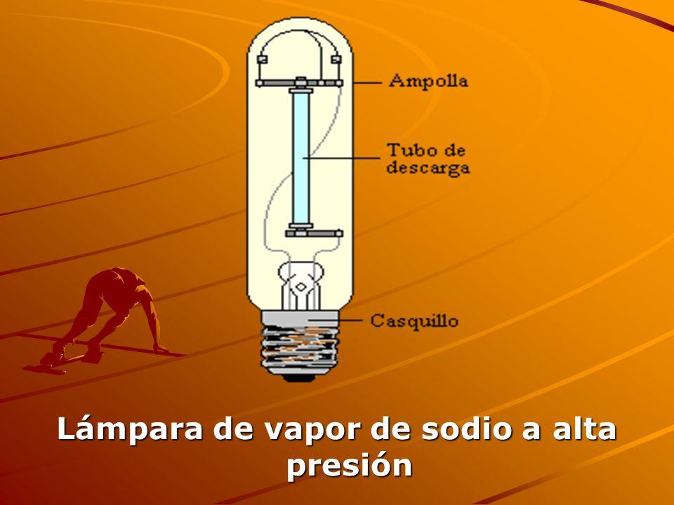 Lámpara de vapor de sodio a baja presión