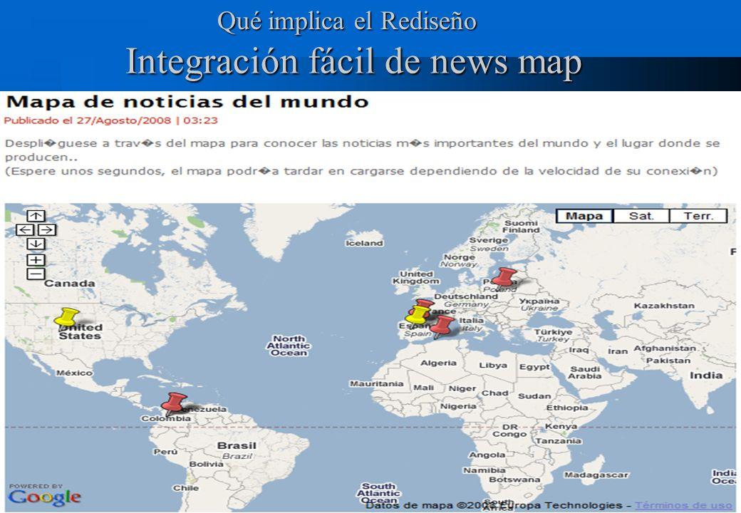 www.coberturadigital.com Integración fácil de news map Portales verticales www.cre.com.ec www.futbolecuador.com www.entretenme.comwww.minene.com www.p