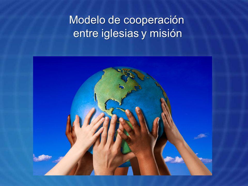 Modelo de cooperación entre iglesias y misión