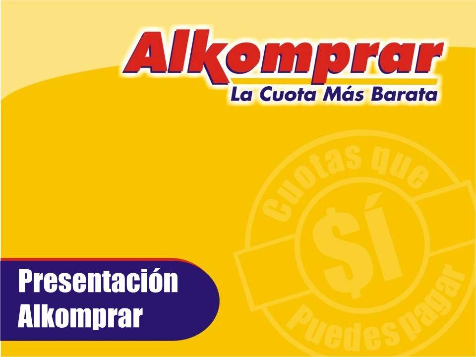 Presentación Alkomprar