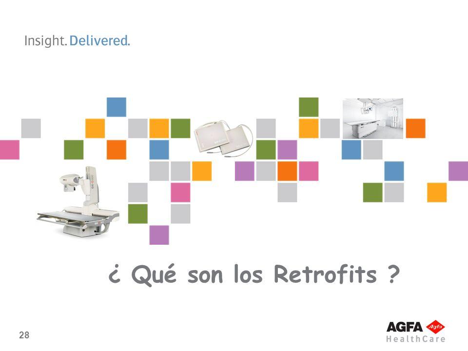 28 ¿ Qué son los Retrofits ?