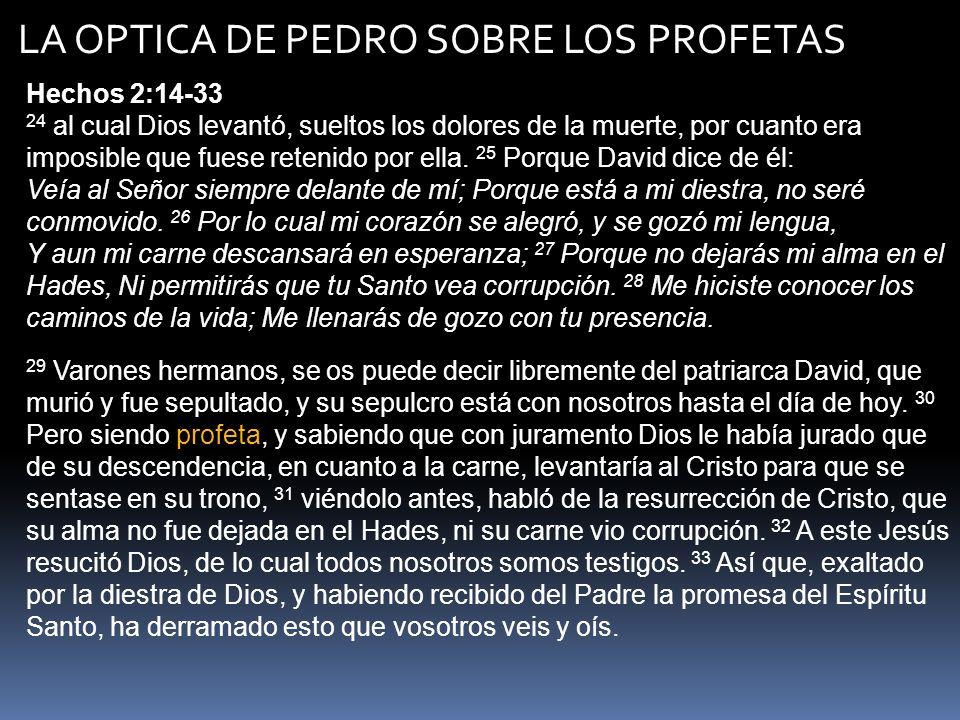 RECORDAR LAS PREGUNTAS A HACERNOS CUANDO LEEMOS LOS PROFETAS: Es esta profecía acerca de maldiciones ó bendiciones a la nación.