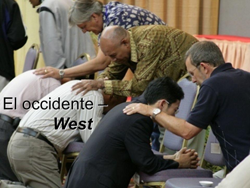 El occidente – West