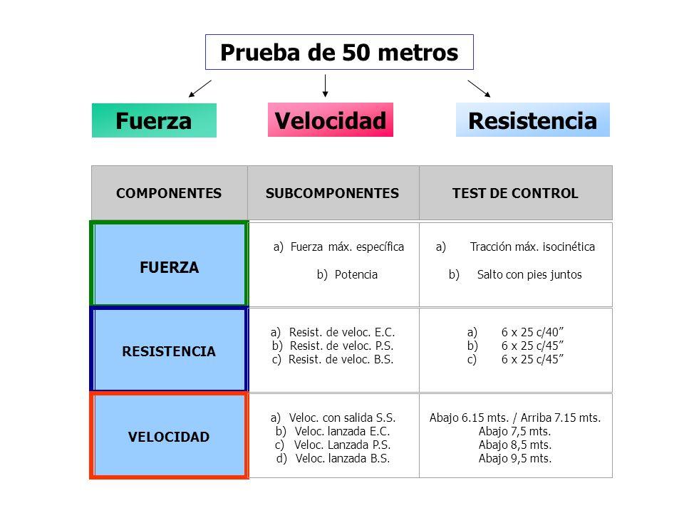 Cómo evaluar Modelos de test de control Determinar cuáles son los principales componentes de la prueba Definir los subcomponentes de cada componente p