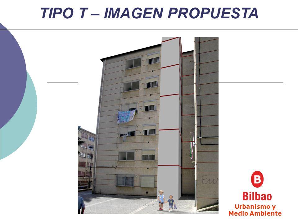 TIPO T – IMAGEN PROPUESTA Urbanismo y Medio Ambiente