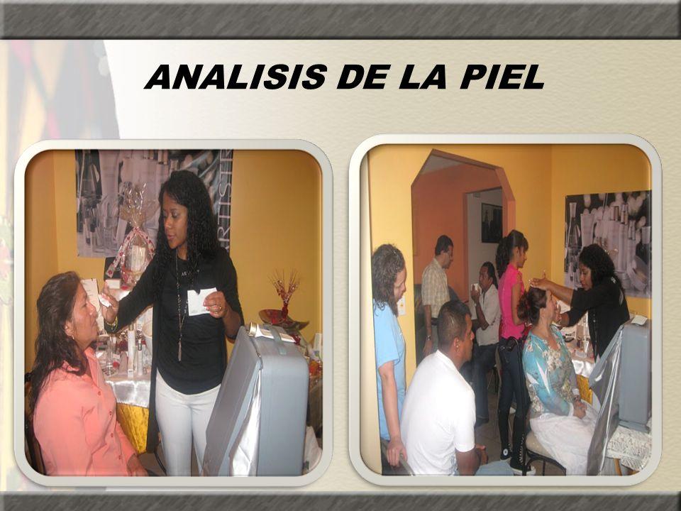 ANALISIS DE LA PIEL