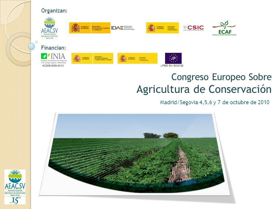 1.¿Qué es la Agricultura de Conservación.