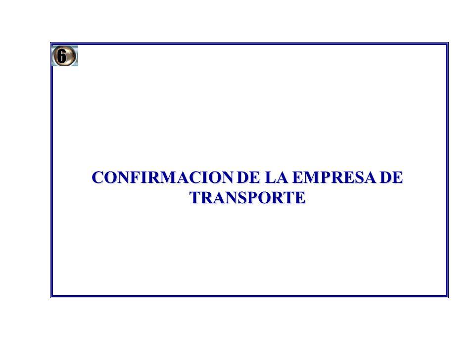 CONFIRMACION DE LA EMPRESA DE TRANSPORTE 6