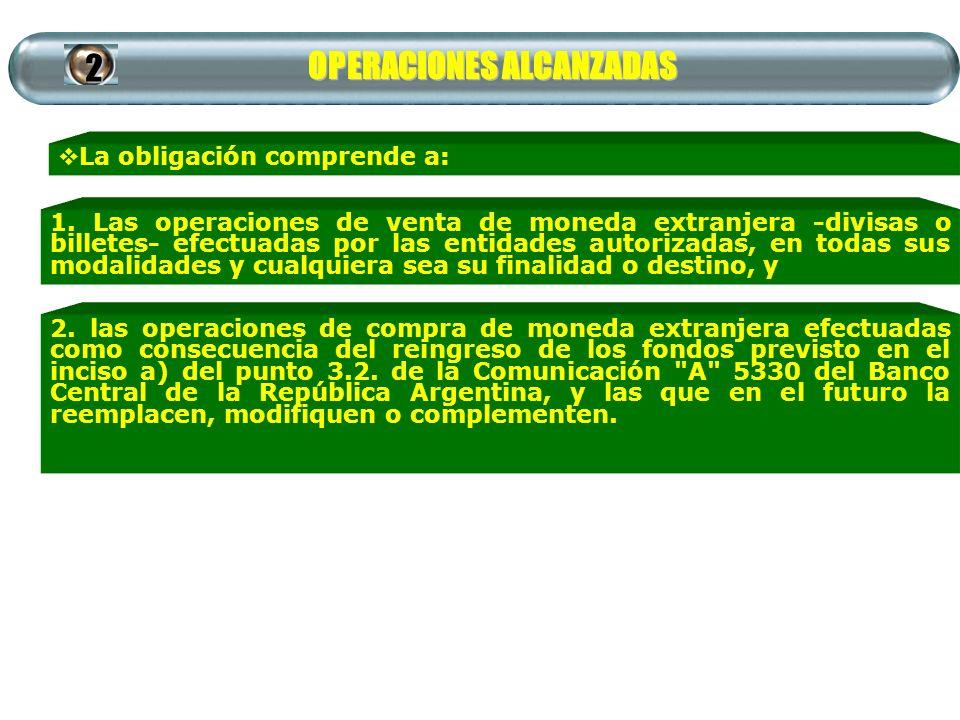 Comunicación A 3616. BCRA 9