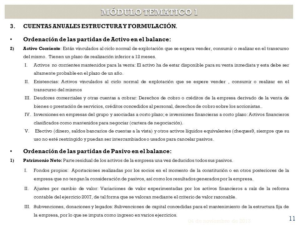 3.CUENTAS ANUALES ESTRUCTURA Y FORMULACIÓN..
