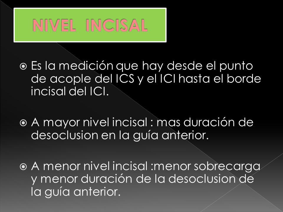 Componente de la OC Se relaciona con la posición de descanso del maxilar inferior o el espacio interoclusal